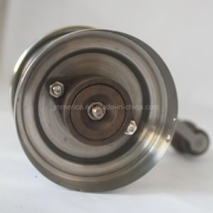 Stainless Steel Muanal Adjustable Coffer Grinder pictures & photos