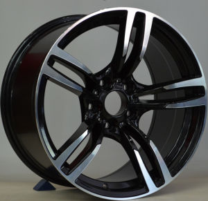 High Quality 17′ 18′ 19′ Inch Popular Design Car Alloy Wheel for BMW pictures & photos