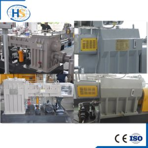 Haisi Lab Plastic Nylon Extrusions Machine Production Line pictures & photos