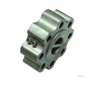 H46/H46f Type Butt Clamp Double Flange Double Clack Swing Check Valve pictures & photos