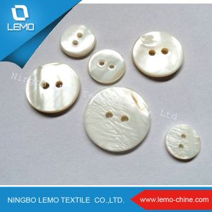 Round Shape Polyester Buttons for Garments pictures & photos