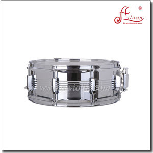 Quality Professional Steel Shell Snare Drum (DSET-1057) pictures & photos