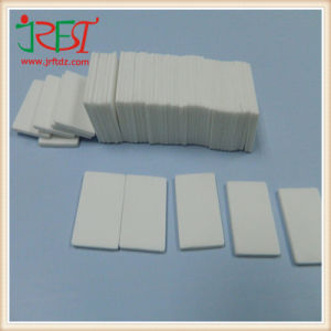 Ceramic Substrate Electronic Thermal Alumina Ceramic Without Hole 2mm*20mm*25mm pictures & photos