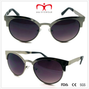 Fashion Metal Sunglasses for Unisex with UV400 Ce FDA (30341) pictures & photos