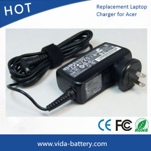 Universal Travel Charger AC DC Laptop Adapter for Acer ADP-40hta pictures & photos