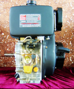12HP Diesel Engines, Air-Coolded Single Cylinder
