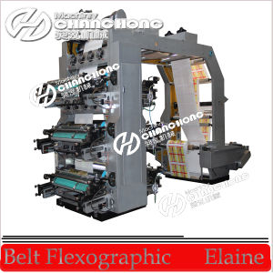 (CH884) Pet/PVC Printing Machinery 6 Colors pictures & photos