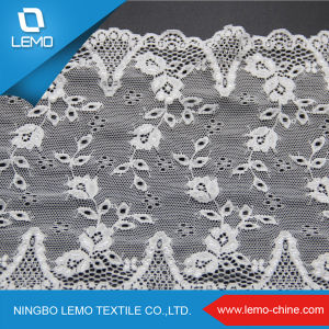 Wide Tricot Lace for Wedding Dress pictures & photos