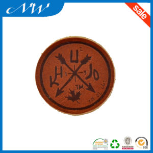 Garment Accessory Leather Patch for Clothing pictures & photos