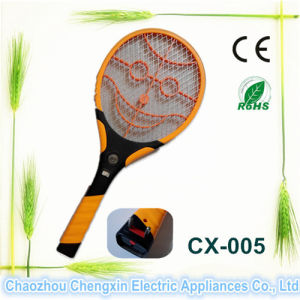 Top Selling Environmental Mosquito Killer Racket with Flashlight pictures & photos