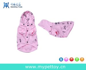 Hot Selling Removable Hood Dog Clothes pictures & photos