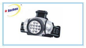 China New Design Plastic LED Headlights pictures & photos