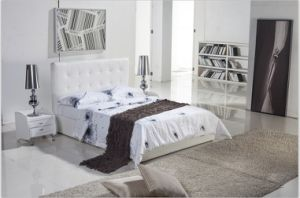 Modern Bed, Leather Bed, Australia Bed (6027) pictures & photos