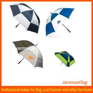 Waterproof Pop up Golf Umbrella pictures & photos