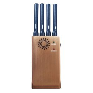 High Power Portable Mobile Phone Signal Jammer Blocker pictures & photos