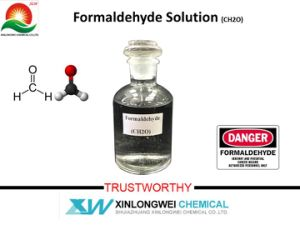 Hot Sale Formaldehyde Solution 37% Best Price (formalin) pictures & photos