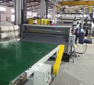 New Design HIPS/ABS/EVA/PE Sheet Making Machine pictures & photos