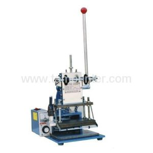 Tam-180 Small Manual Hot Foil Stamping Machine for Name Card pictures & photos