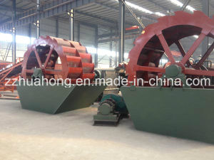 Wheel Bucket Sand Washer, Wheel Bucket Sand Washing Machine pictures & photos