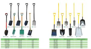 Fiberglass Handle Shovel Spade Fork Construction Tools Garden Tools pictures & photos