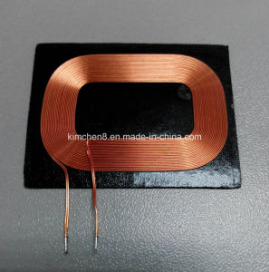 Qi Standard Wireless Charger Coil Ferrite Core Inductor pictures & photos
