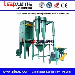 Acm Cocoa Bean Hammer Mill Grinding Machine pictures & photos