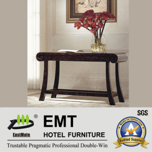 High Quality Wooden Hotel Console Table (EMT-CA29) pictures & photos