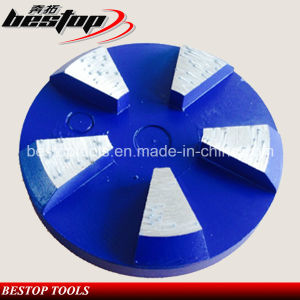 5 Segments Grinding Disc for Terrazzo and Stone Polishing pictures & photos
