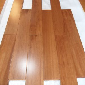 Caramel Color Taun Hardwood Flooring for Hot Selling
