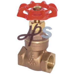 Marine B62 C83600 Non-Rising Stem Bronze Gate Valve pictures & photos