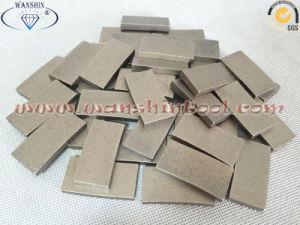 725mm Diamond Segment for Granito Amarelo Granite pictures & photos
