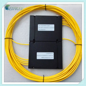 High Quality ABS Box 1X4 Fiber Optic Fused Coupler pictures & photos