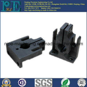 OEM Black Coated Metal Casting Parts pictures & photos