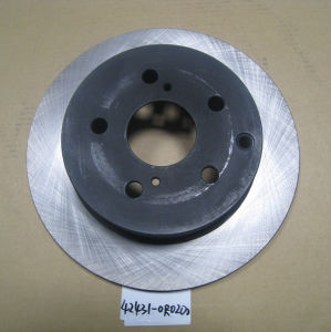 Aca33 42431-0r020 Car Rear Disc Brake for Toyota RAV4