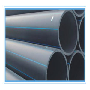 High Density Polyethylene Pipe for Water Supply/HDPE Water Pipe pictures & photos
