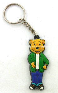 Nice Custom Soft PVC Keychain pictures & photos