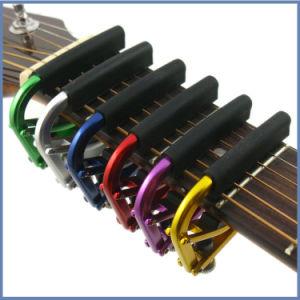 Quick Change Folk Guitar Capo pictures & photos