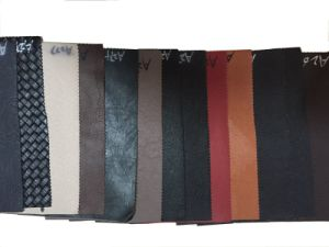 Artificial PVC Leather PU Leather for Bag Purse, Wallet pictures & photos