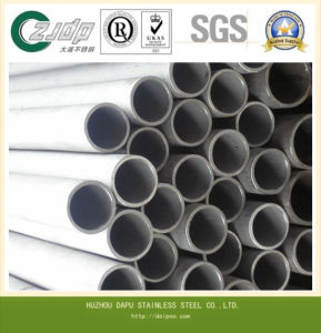 High Quality 310S Seamless Stainless Steel Pipe in Stock pictures & photos