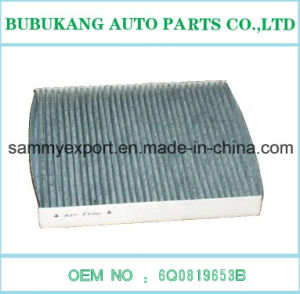 Pollen Filter 6q0819653b Used for VW Series