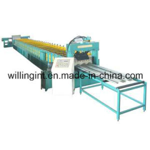 G550 High Grade PPGI PPGL Deck Floor Roll Forming Machine pictures & photos