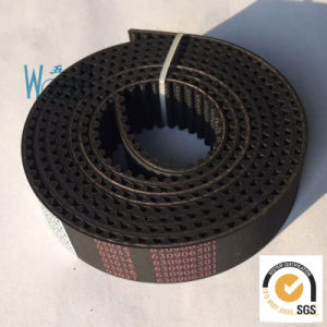 Black Rubber Open Ended Timing Belt pictures & photos