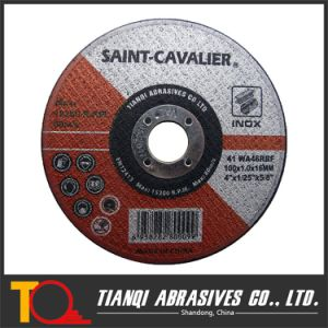 Abrasive Cutting Wheel for Metal 115X1.0X22.2 pictures & photos