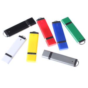 High Speed Promotional Plastic Custom USB Pen Drive pictures & photos