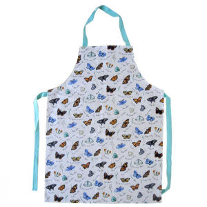 Kitchen Bib Aprons Washable PVC Anti Oil Cooking Apron (AP928W) pictures & photos