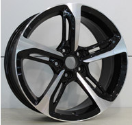 Universial Use Wheels Car Alloy Wheel Rims for Audi pictures & photos