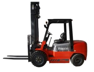 3 Tons Diesel Forklift Mechanical pictures & photos