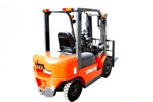 4.5 Tons Diesel Forklift Hydraulic pictures & photos