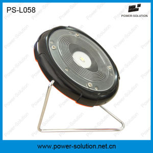 Portable Solar LED Light Lamp with Life-P04 Battery pictures & photos