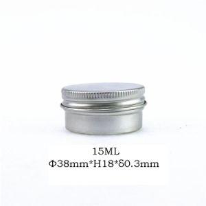15ml Aluminum Tin Can with Screw Cap pictures & photos